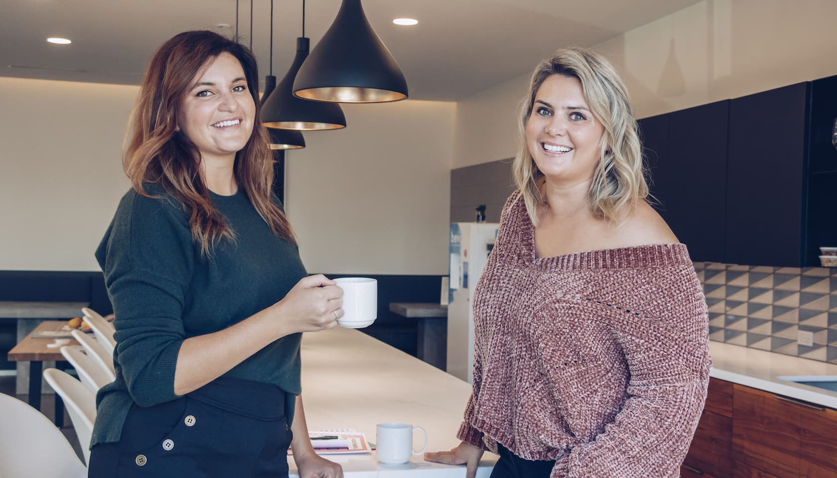 Tedi and Sonya, Founders of Sand Sisters LA